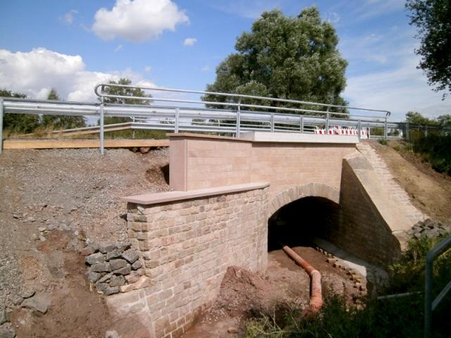 Brückensanierung Meddersheim