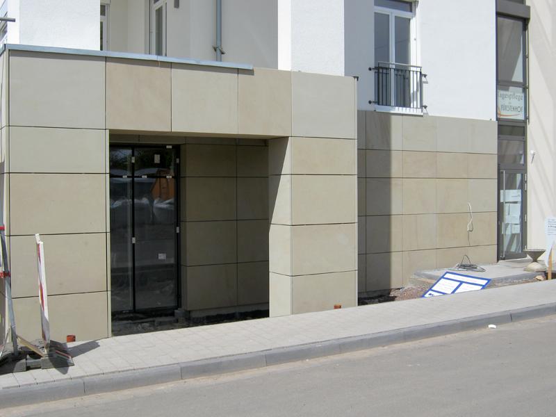 Fassadengestaltung Fürstenhof Wittlich