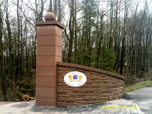 Zufahrt Hofgut Imsbach