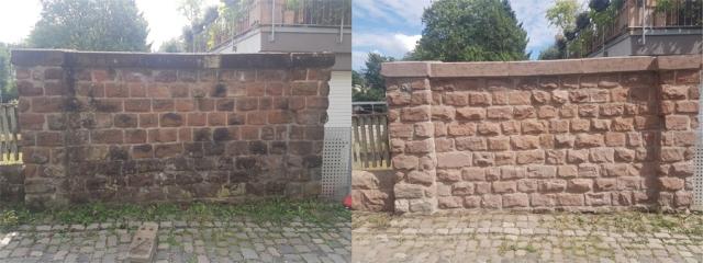 Reinigung Barbaratherme, Trier